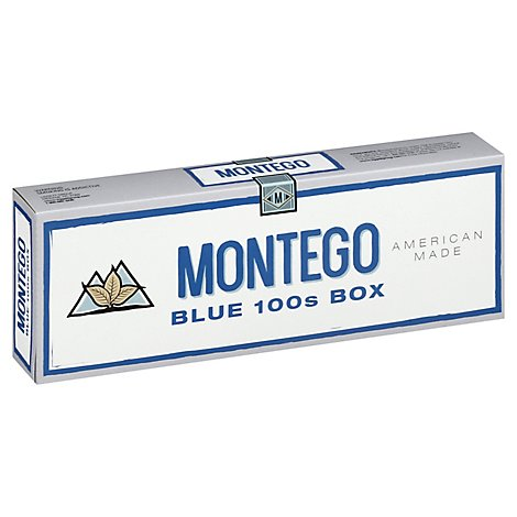 Montego Blue 100 Box - Carton