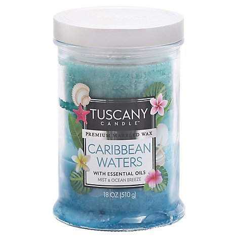 Tscny Trpl Pour Caribbean Waters - 18 Oz