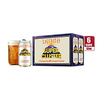 Lagunitas Super Cluster In Cans - 6-12 Fl. Oz.