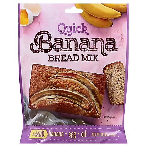 Banana Bread Quick Mix - 10.93 Oz