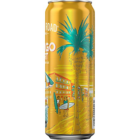 Golden Road Mango Cart Wheat Ale In Cans - 25 Fl. Oz.