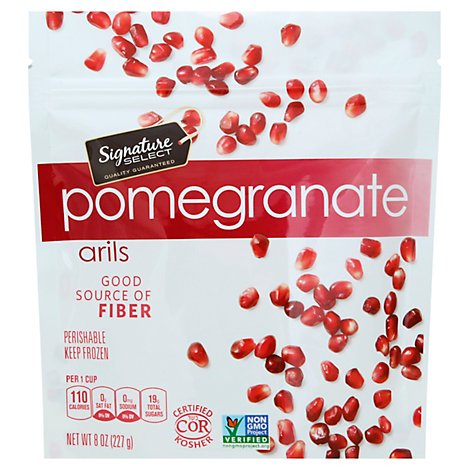Signature SELECT Pomegranate Arils - 8 Oz