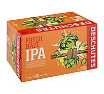 Deschutes Fresh Haze Ipa In Cans - 6-12 Fl. Oz.