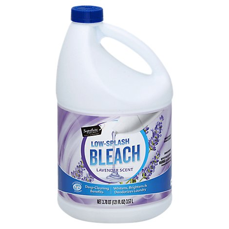 Signature SELECT Bleach Low Splash Lavender - 121 Fl. Oz.