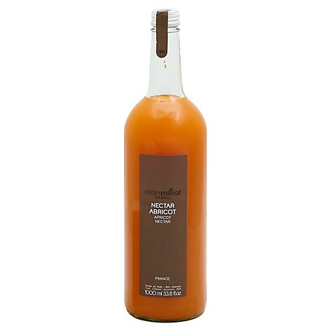 Alain Milliat Apricot Juice - 33.8 Fl. Oz.