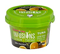 Chicken Of The Sea Infusions Tuna With Lemon & Thyme - 2.8 Oz