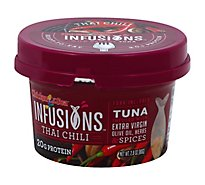 Chicken of the Sea Infusions Tuna Thai Chili - 2.8 Oz