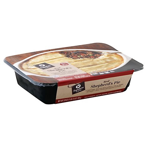 Signature Cafe Beef Shepards Pie - 28 Oz.