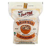 Bobs Red Mill Cereal Muesli - 40 Oz
