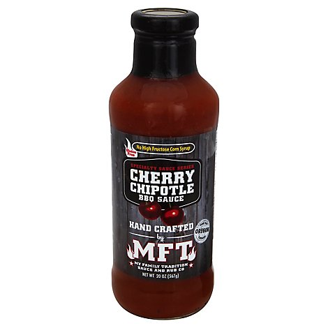 Mft Cherry Chipotle Bbq - 20 Oz