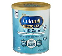 Enfamil NeuroPro EnfaCare Infant Formula Milk Based With Iron Powder Can - 12.8 Oz