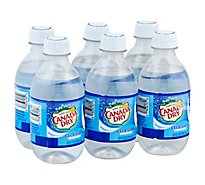 Canada Dry Club Soda - 6-10 Fl. Oz.