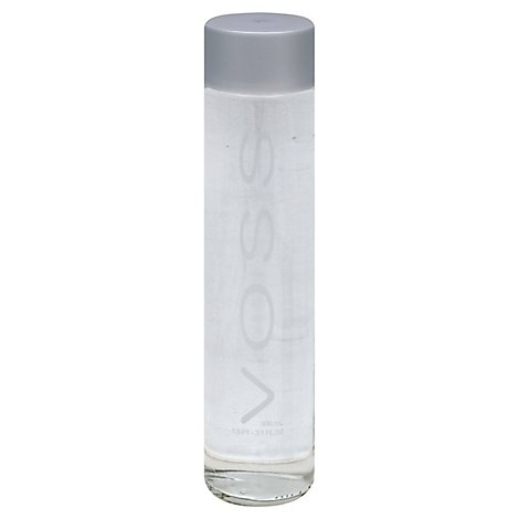 Voss Still Water - Case