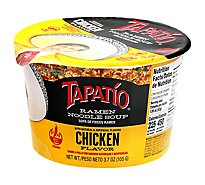 Tapatio Ramen Bowl Chicken - 3.7 Oz