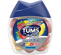 Tums With Gas Relief - 28 Count