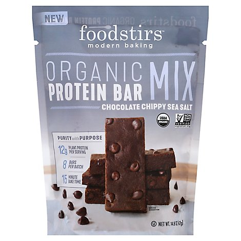 Fstrs Bar Protein Choc Sea - 14.8 Oz