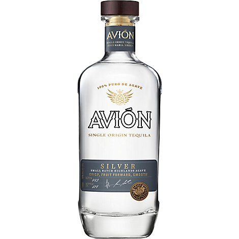 Avion Tequila Silver 80 Proof - 375 Ml