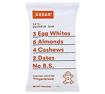 RXBAR Protein Bar Gingerbread - 1.83 Oz