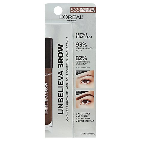 Lore Unbelieva Brow Light Brunette - Each