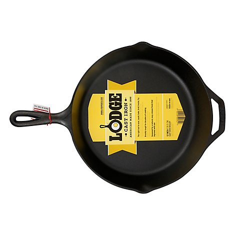 Lodge Skillet Cast Iron 12 Inch - Each
