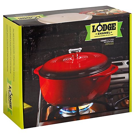 Red Lodge 6 Qt Dutch Oven - Each