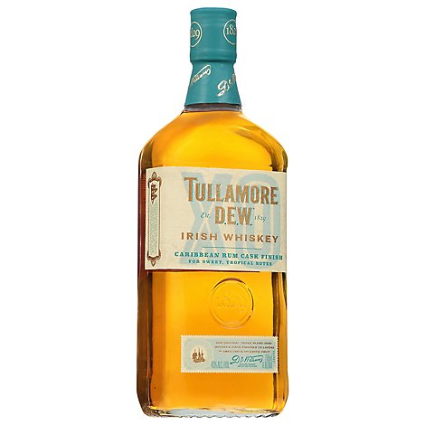 Tullamore Dew Rum Cask 86 Proof - 750 Ml