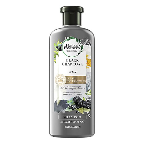 Herbal Essences Black Charcoal Shampoo - 13.5 Fl. Oz.