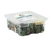 O Organics Salad Sweet Kale With Chicken - 5.75 Oz