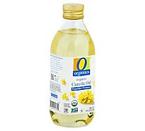 O Organics Organic Canola Oil Expeller Pressed Bottle - 16.9 Fl. Oz.