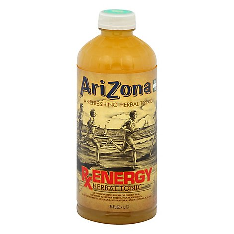 Arizona Rx Energy - 34 Fl. Oz.
