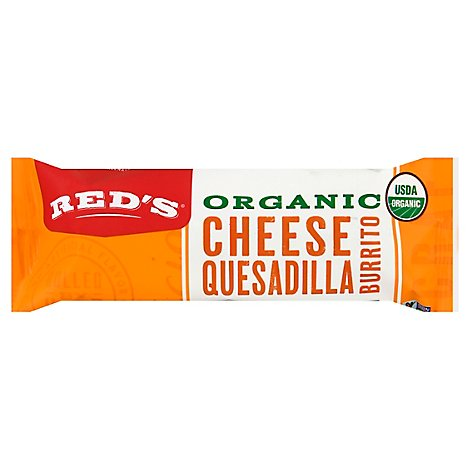 Reds Burrito Cheese Quesadilla - 4.5 Oz
