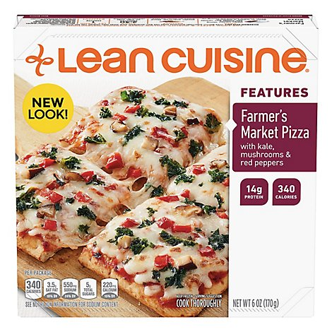 Lean Cuisine Origins Farmers Market Pizza - 6 Oz