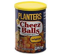 Planters Cheez Balls Snacks - 2.75 Oz