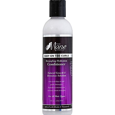 The Mane Choice Conditioner Detangling Hydration For All Hair Types - 8 Oz