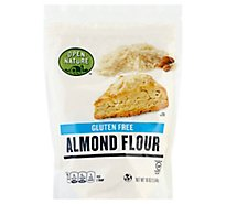 Open Nature Almond Flour Gluten Free - 16 Oz