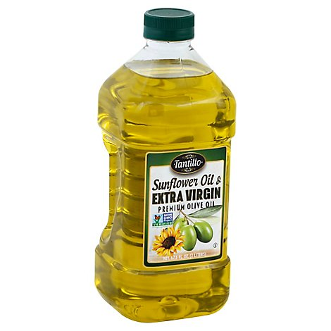 Tantillo Sunflower Extra Virgin Oliv Oil - 2 Liter