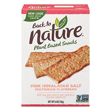 Back To Nature Fb Multi Salt Phyn - 6.5 Oz