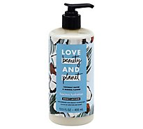 Love Beauty and Planet Body Lotion Coconut Water & Mimosa Flower - 13.5 Fl. Oz.
