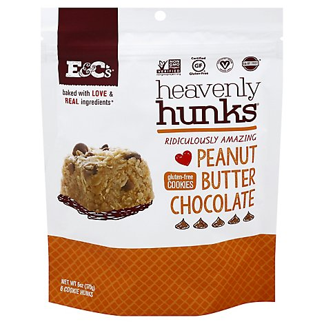 E&Cs  Cookie Pnt Bt - 6 Oz