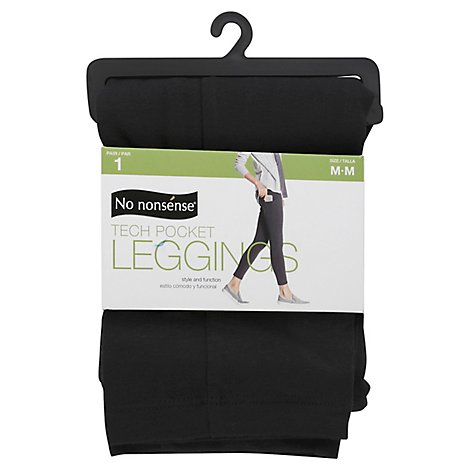 Cotton Lounge Pocket Legg - 1 Pair
