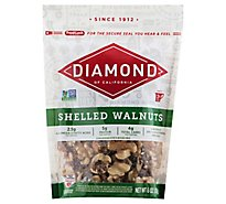 Diamond of California Walnuts Shelled - 6 Oz