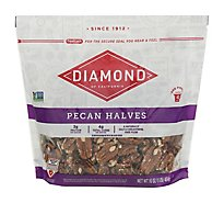 Diamond of California Pecans Halves - 16 Oz