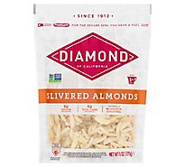 Diamond of California Almonds Slivered - 6 Oz