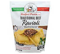 Perfect Pasta Traditional Beef Ravioli - 12 Oz
