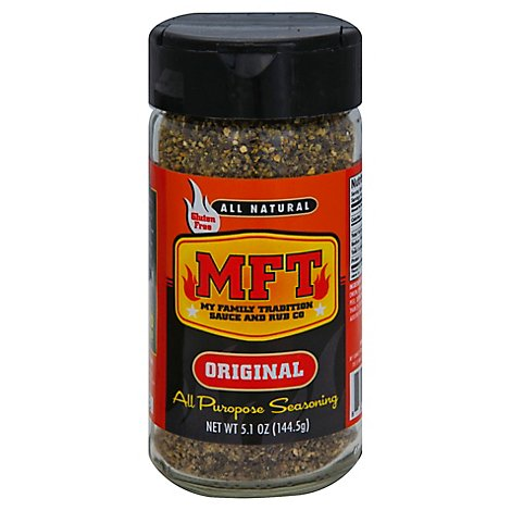 Mft All Purpose Seasoning - 4.4 Oz