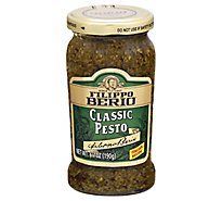 Filippo Berio Pesto Italian Recipe Classic - 6.7 Oz
