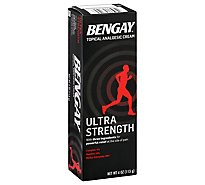 Bengay Ultra Strength Cream - 4 Oz