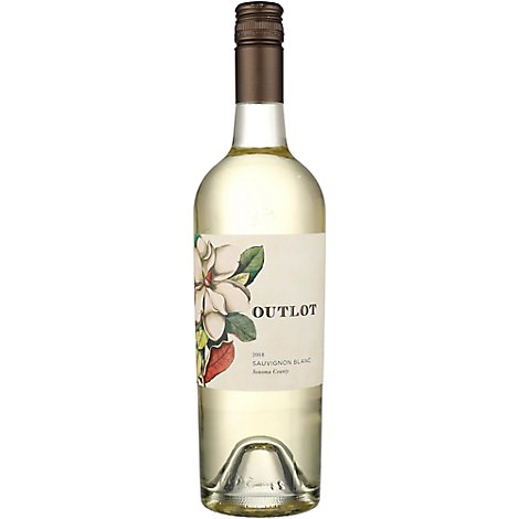 Outlot Sauvignon Blanc Wine - 750 Ml