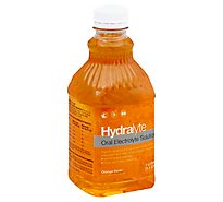 Hydralyte Oral Electrolyte Orange - 33.81 Fl. Oz.