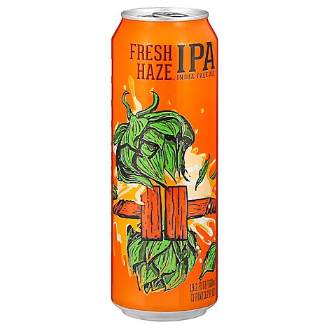 Deschutes Fresh Haze Ipa In Cans - 24-19.2 Fl. Oz.